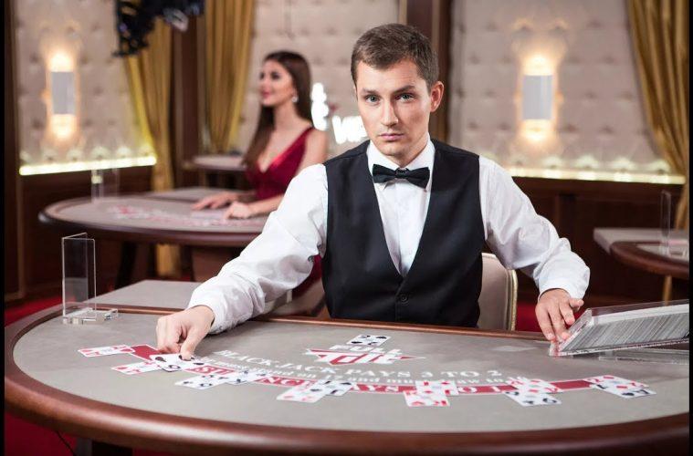 テーブルゲームディーラー