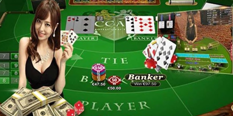 live dealer baccarat japanese